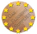 Oak flooring supplies